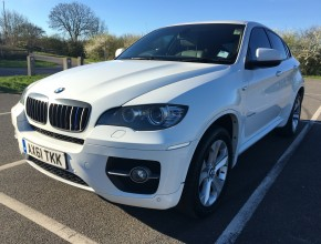 BMW X6  3.0 40d Station Wagon xDrive 5dr