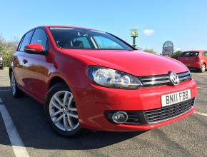Volkswagen Golf 2.0 TDI BlueMotion Tech GT 5dr